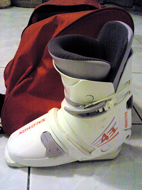 chaussures-de-ski-salomon-pointure-37-38-