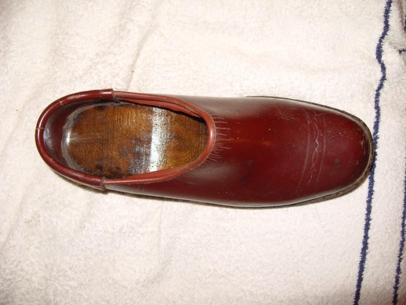 chaussure-sabot-