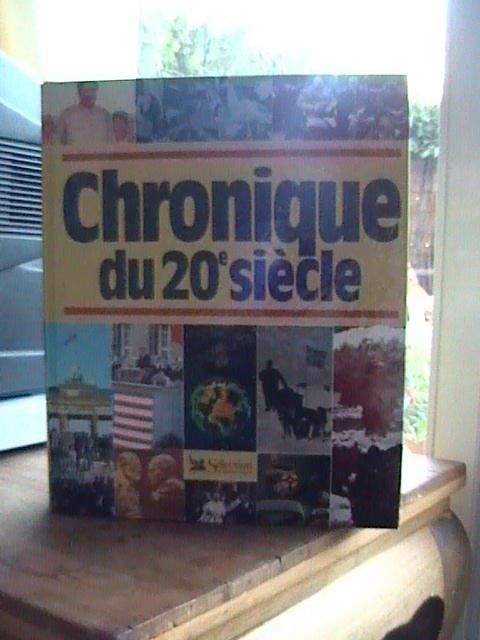 livre-chronique-du-20-eme-siecle