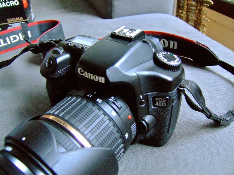 reflex-canon-40d