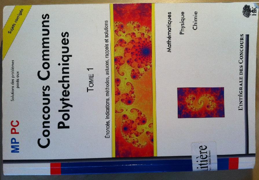 annales-concours-commun-polytechniques-ccp
