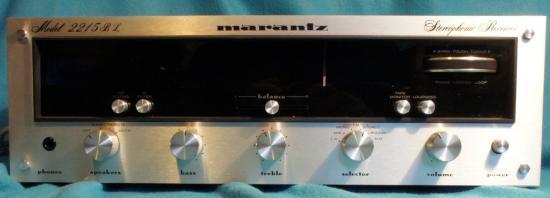 marantz-2215-bl-stereophonic-receiver
