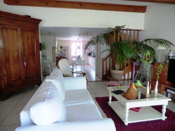 Martres tolosane très jolie maison de 105 m² avec adorable jardin