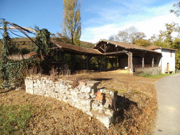 moulin 224 r 233 nover proche aspet a vendre maison 31160 izaut de l h 244 tel