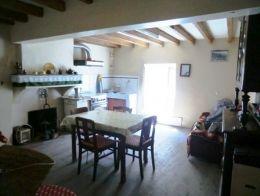 Secteur Cazeres maison de village avec cave et garage