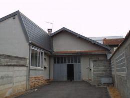 Maison + hangar à St Gaudens