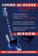 annonces.Toulouse-annuaire - Cours De Basse - Bass N'groove Toulouse Et Environs