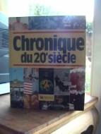 annonces.Toulouse-annuaire - Livre Chronique Du 20 ème Siècle