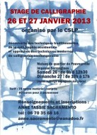 annonces.Toulouse-annuaire - Stages De Calligraphie à Pouvourville
