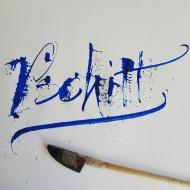 annonces.Toulouse-annuaire - Stage De Calligraphie Latine Gestuelle : Exprimer Par Le Trait, La Lettre