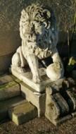 annonces.Toulouse-annuaire - Lion En Pierre