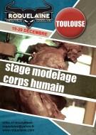 annonces.Toulouse-annuaire - 19-20 Decembre Stage De Modelage Sur Le Corps Humain à Toulouse