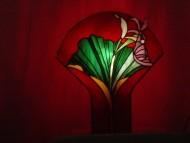 annonces.Toulouse-annuaire - Lampe éventail Méthode Tiffany