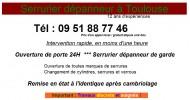 annonces.Toulouse-annuaire - Serrurier Dépanneur à Toulouse