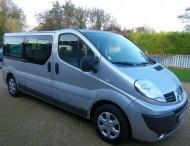 annonces.Toulouse-annuaire - Renault Trafic Minibus Combi Dci 100 L2h1 1200kg 9pl