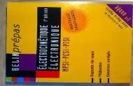 annonces.Toulouse-annuaire - Mpsi-pcsi-ptsi électronique Et électrocinétique Belin Prépas