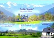 annonces.Toulouse-annuaire - Gîte De France 3 épis Dans Les Hautes-pyrénées