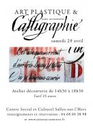 annonces.Toulouse-annuaire - Cours D'art Plastique Et De Calligraphie