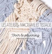 annonces.Toulouse-annuaire - Ateliers Macramé Et Tissage By Macramour Community