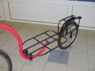 annonces.Toulouse-annuaire - Remorque Vélo Bagagère Mono Roue Driv'bag