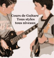 annonces.Toulouse-annuaire - Cours Guitare Toulouse Ramonville Castanet